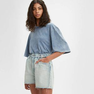 Levi's Made & Crafted Women's Cinched  Shorts
